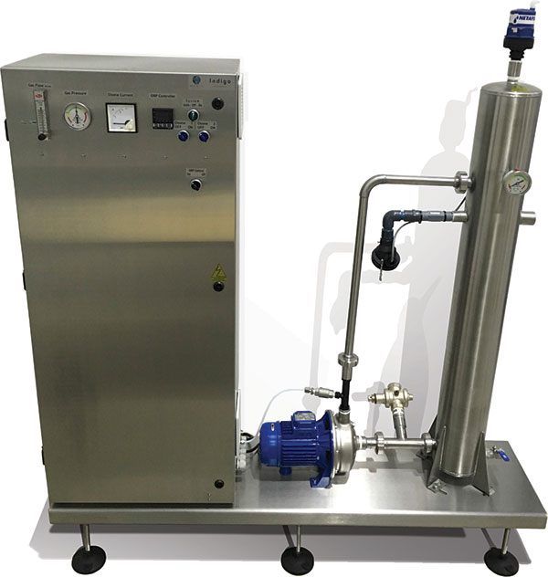 Self Contained Ozone Systems South Africa - Wassertec.