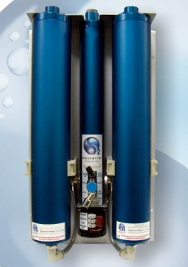 Wassertec OX5 Oxygen generators / Oxygen concentrators - made in South Africa.