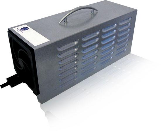 UVO Portable Ozone Generator. Wassertec - Ozone Generators for water and air treatment.