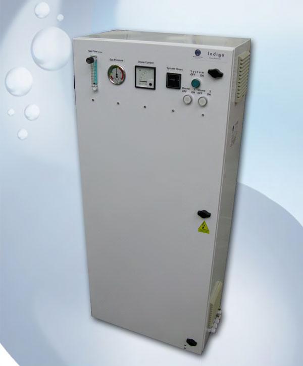 Indigo ozone generator